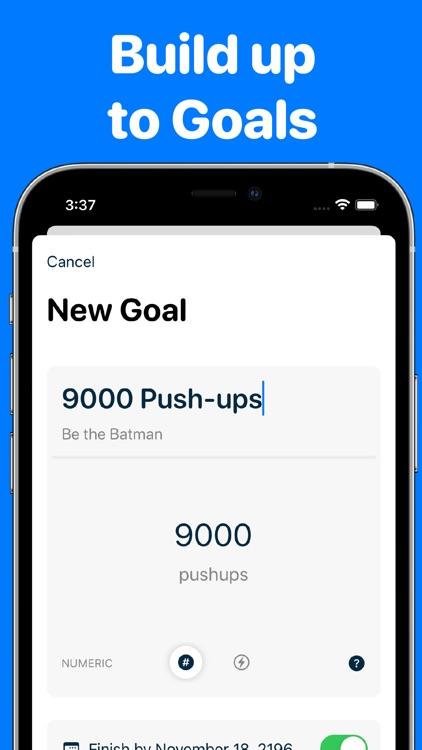 achvmnts-Habits/Goals/Streaks screenshot-4
