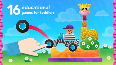 Toddler puzzles games for kids screenshot 2
