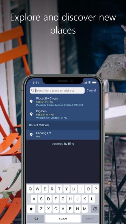 Microsoft Soundscape screenshot-3