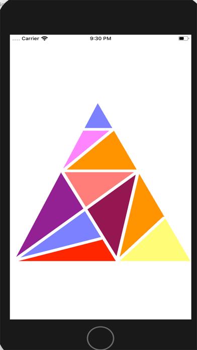 Triangles in Geometry screenshot 1