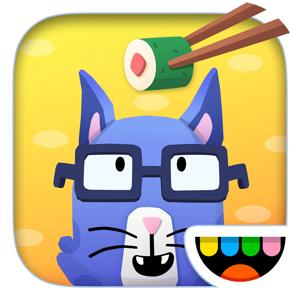 Toca Kitchen Sushi - Education app