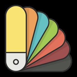 Ícone do app Pikka - Color Picker