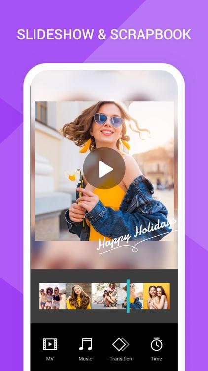 PhotoGrid Video Collage maker screenshot-6