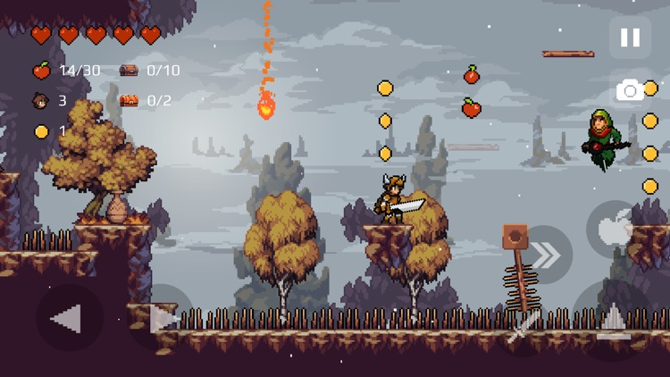 Apple Knight screenshot-4