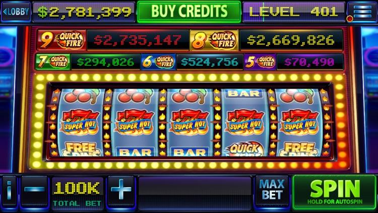 VEGAS Slots Casino by Alisa screenshot-5