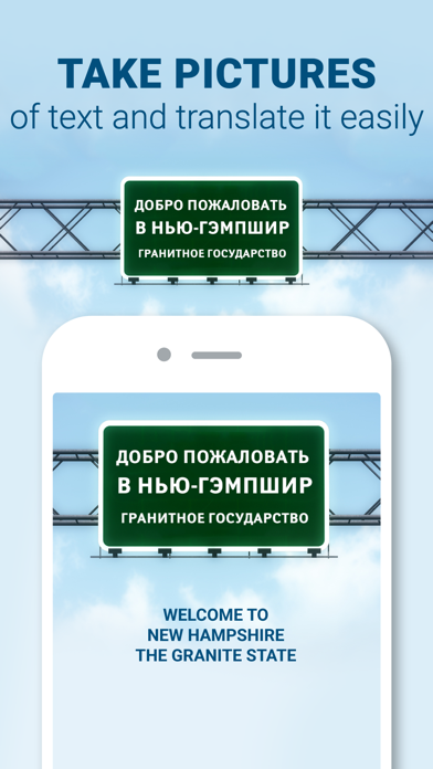 Screenshot for PROMT Translator Offline in Poland App Store