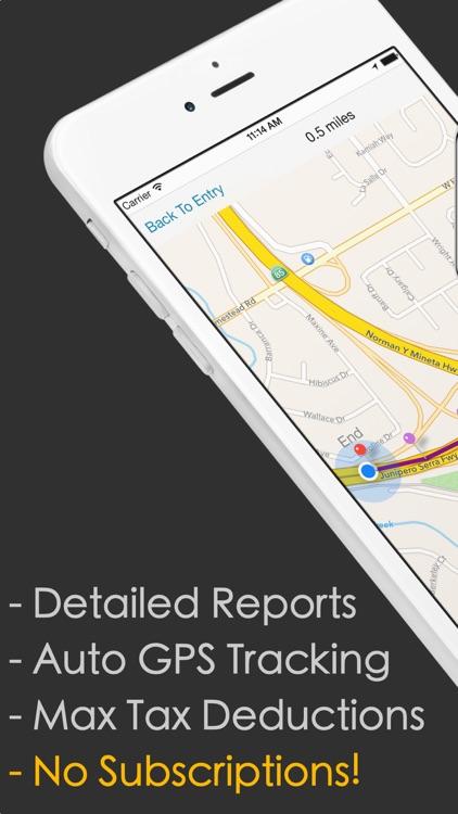 MEL: Mileage & Expense Tracker