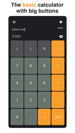 The Calculator Pro· on the App Store