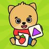 Juegos infantiles de bebes 2-4