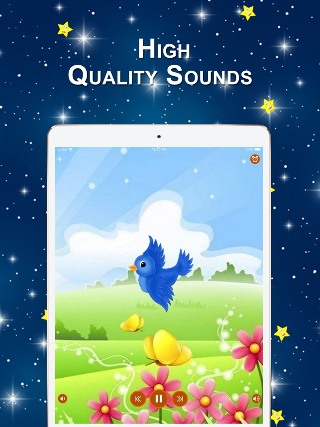 Sound to Children Sleep on the App Store