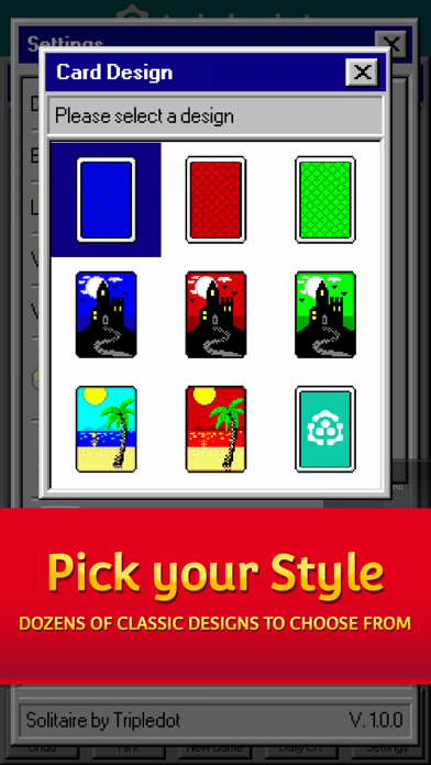Solitaire 95: The Classic Game screenshot 4