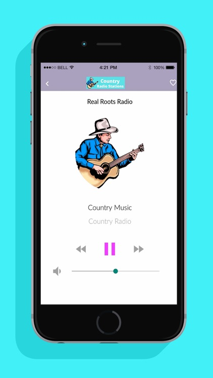 Country Music Radio Station