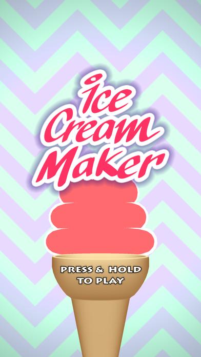 Ice Cream Maker 3D screenshot 1