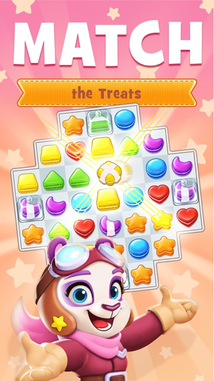 Cookie Jam Matching Game screenshot-0