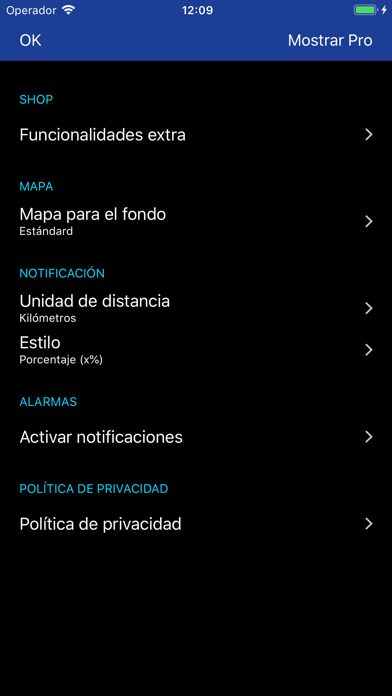 Screenshot for Alarma de lluvia - Rain Alarm in Peru App Store