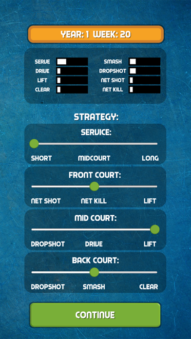 Badminton Manager screenshot 5