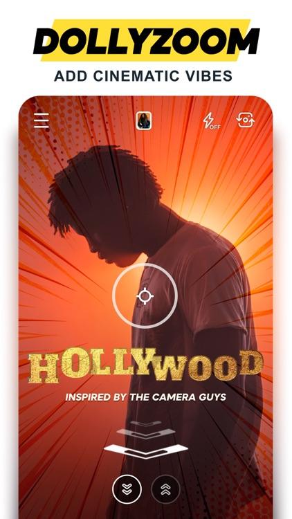 Dizzi: Video Effects & Filters screenshot-0