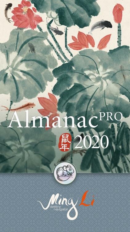 Almanac Pro 2020
