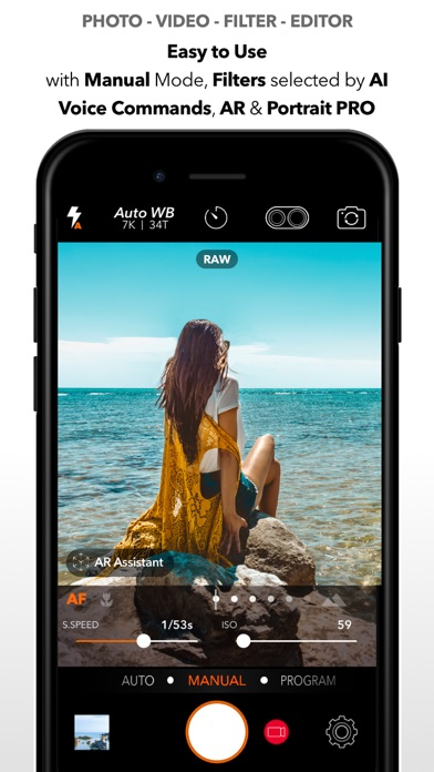 Screenshot for DSLR Camera in Pakistan App Store