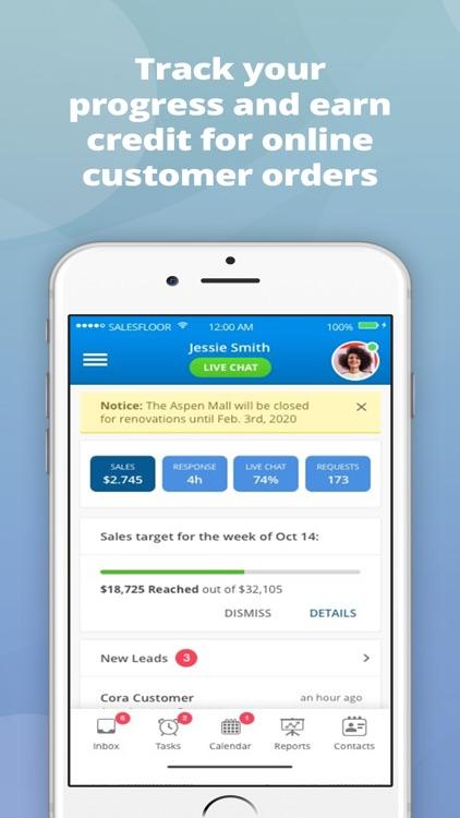 Salesfloor screenshot-4