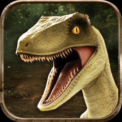 Стремительный бег динозавра - Испытание с побегом из Юрского парка