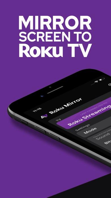 Mirror for Roku Screenshot