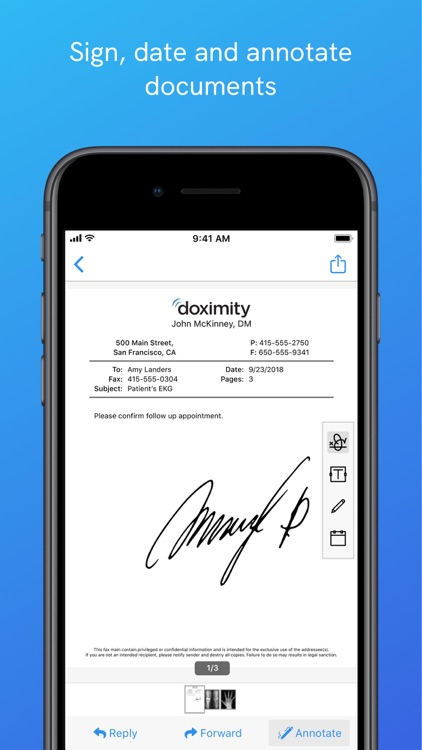 Doximity screenshot-5