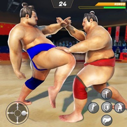 Real Wrestling- Super Fighting