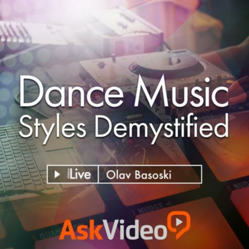Dance Music Styles Course 305
