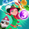 App Icon for Bubble Witch 3 Saga App in New Zealand IOS App Store