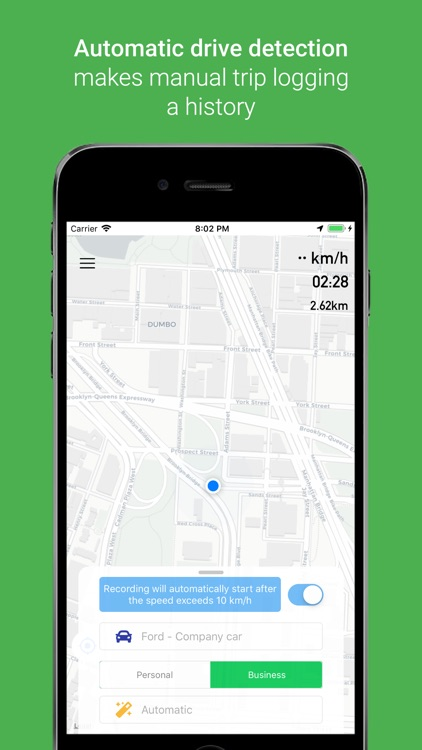 MyCarTracks Vehicle Tracker