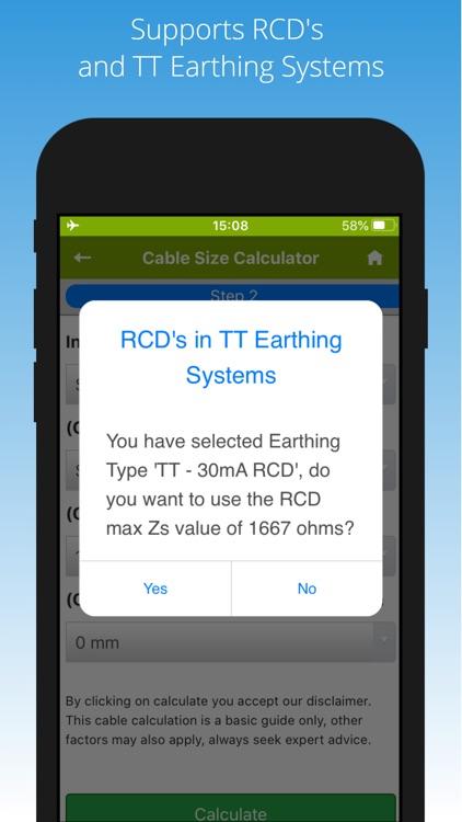 Cable Calc screenshot-4