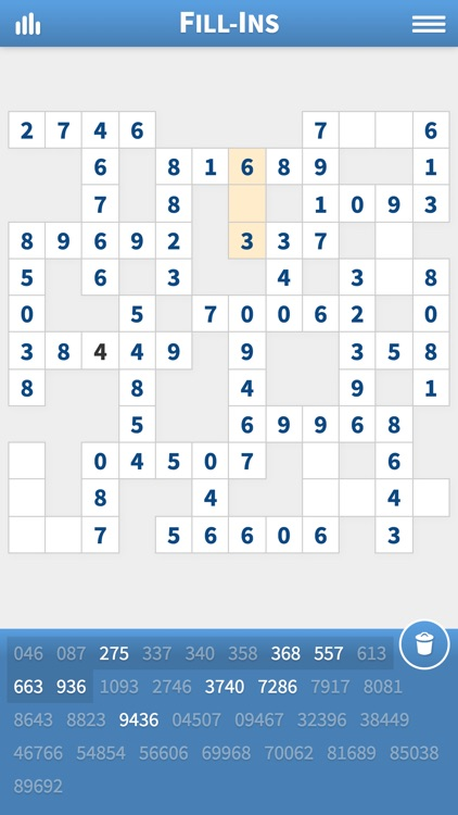Fill Ins · Word Fit Puzzle screenshot-3