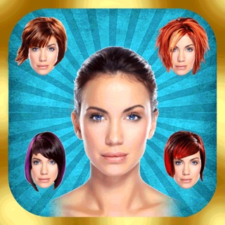 Hairstyle Try On Im App Store