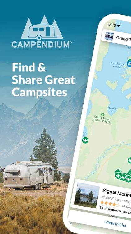 Campendium - RV & Tent Camping screenshot-0