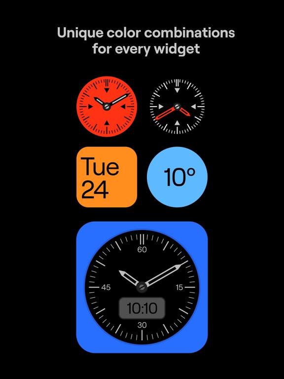 Timedash Widget