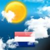 Weerbericht voor Nederland