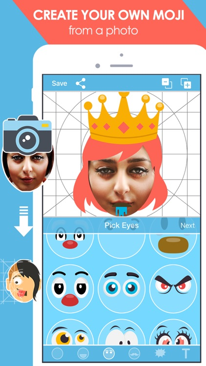 Face Moji Creator screenshot-2
