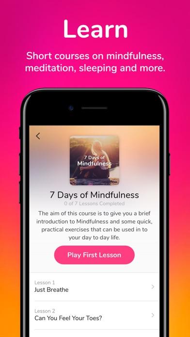 3 Minute Mindfulnessのおすすめ画像7