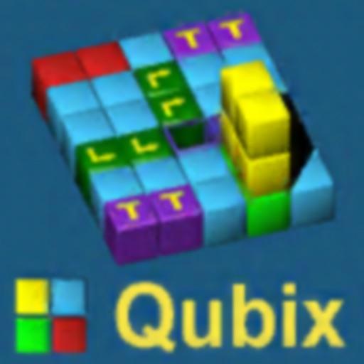 Qubix puzzle