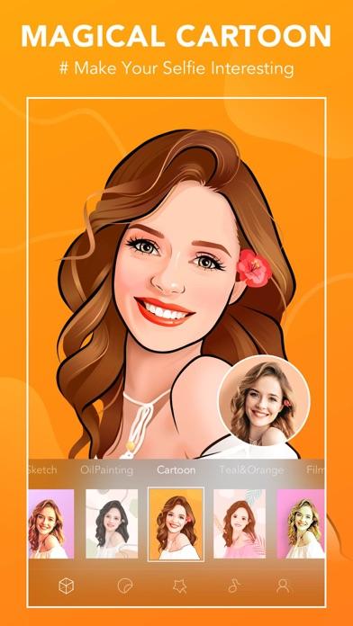 Picsloop-Cartoon & D3D Effect Screenshot
