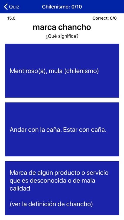 Chilenismos screenshot-4