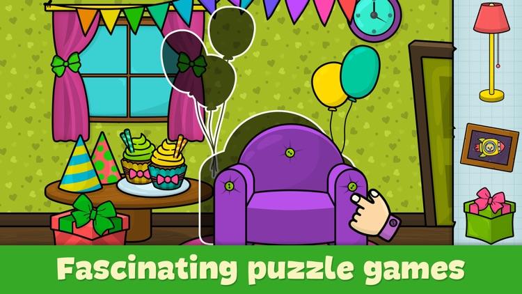 Preschool games for toddler 2+ screenshot-3