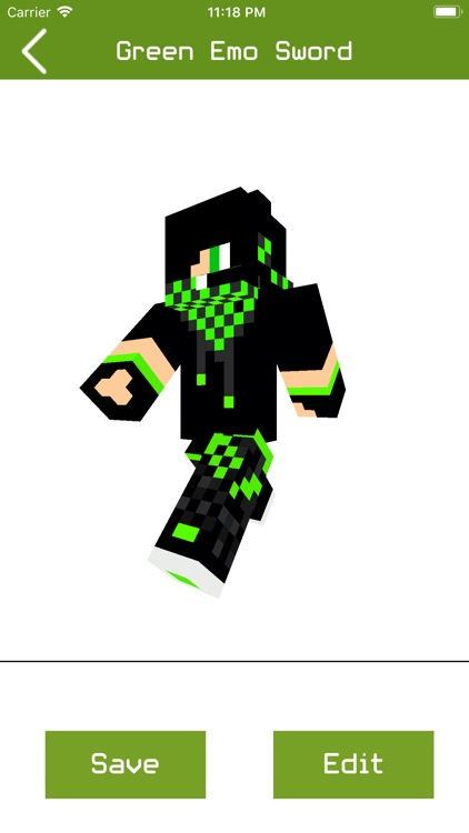 Skins for Minecraft PE and PC screenshot-4