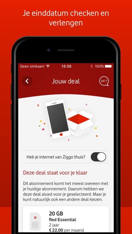 My Vodafone screenshot-5