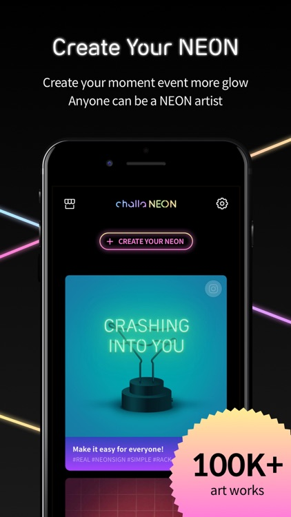 challa NEON: Create Your NEON