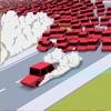 Crowd Drift Cars City io - iPhoneアプリ