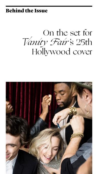 Screenshot for Vanity Fair Digital Edition in United States App Store