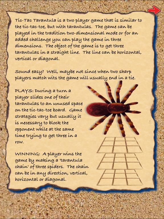Tic-Tac-Tarantulaのおすすめ画像5