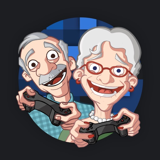 Senioren Zocken Emojis App